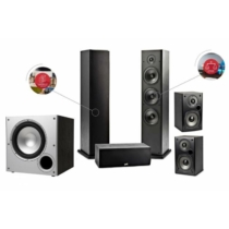 Polk Audio T50+T15+T30+PSW-10E szett